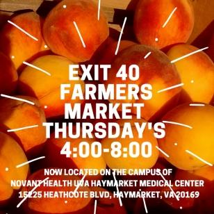 Exit 40 Farmers Market